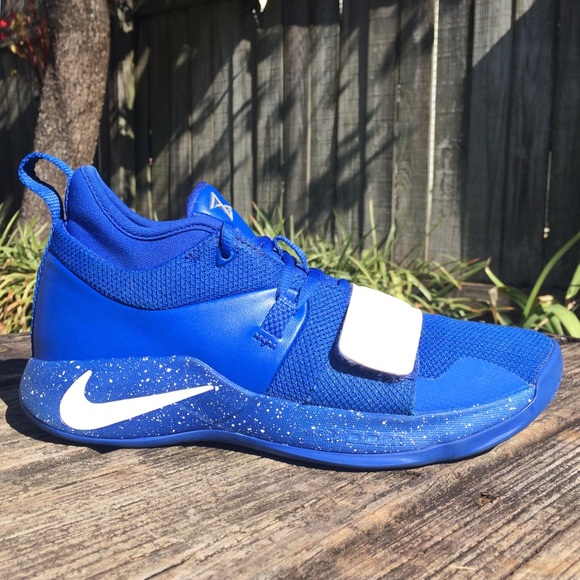 Nike Other - size 8 Nike PG 2.5 Team Bank BQ8454–400